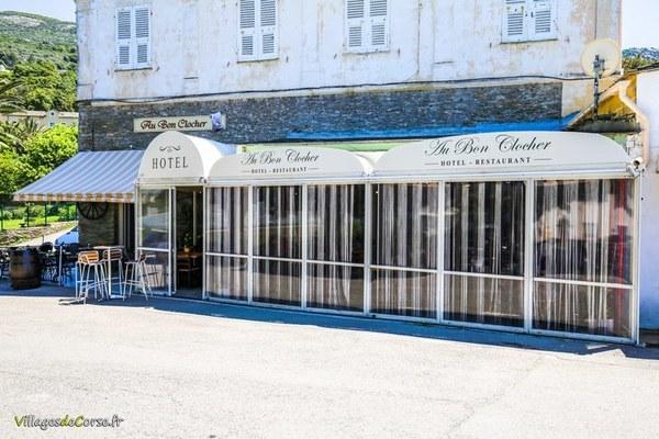 Hôtel Restaurant Au Bon Clocher à Canari