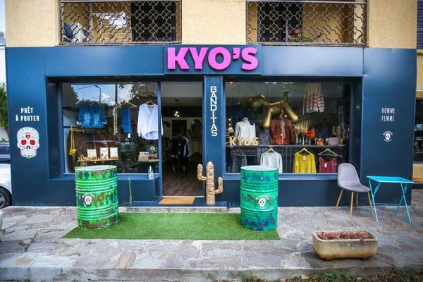 Boutique Kyo's à Ponte-Leccia - Prêt à porter - Déco
