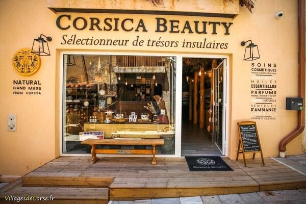 Corsica Beauty à Calvi - Spécialiste cosmétique corse