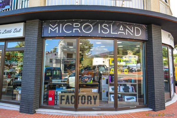 Micro Island Lucciana - Informatique - Vente et dépannage