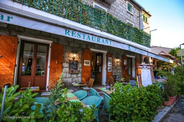 Hôtel Restaurant L'Aiglon à Zonza