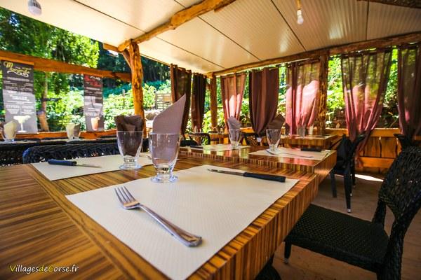Restaurant A Bella Stella à Pruno