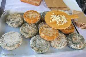 Capra - Fromage de chèvres à Peri