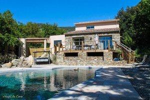 gîte et chambres d'hôtes casa andria - barbaggio - locations avec