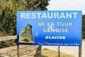 Restaurant La Tour Génoise à Pino
