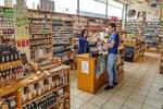 Supermarche biologique