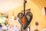 Coeur faïence céramique