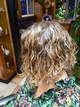 Cheveux ondules