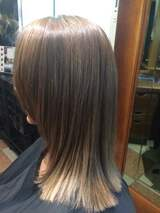 Lissage cheveux permanent