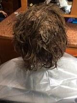Teinture cheveux corse