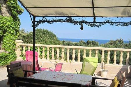 Location corbara balagne plage ile rousse