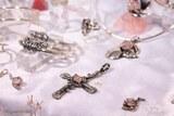 Bijoux croix helene cancela