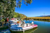 Camping bateaux saint florent