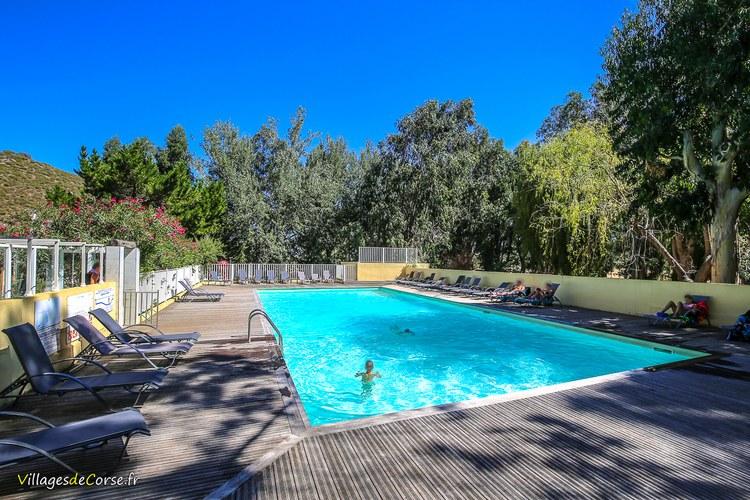 Camping La Pinede - Saint-Florent - Oletta