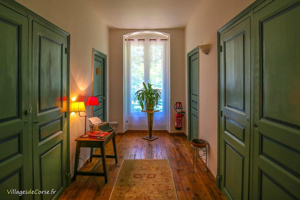 Cuisine Montagne Chalet : Casa alta vizzavona chambres d hôtes à vivario corse