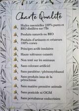 Charte qualite cosmetique naturelle
