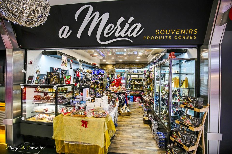 A meria furiani souvenirs et produits corses g ant for Galerie marchande casino