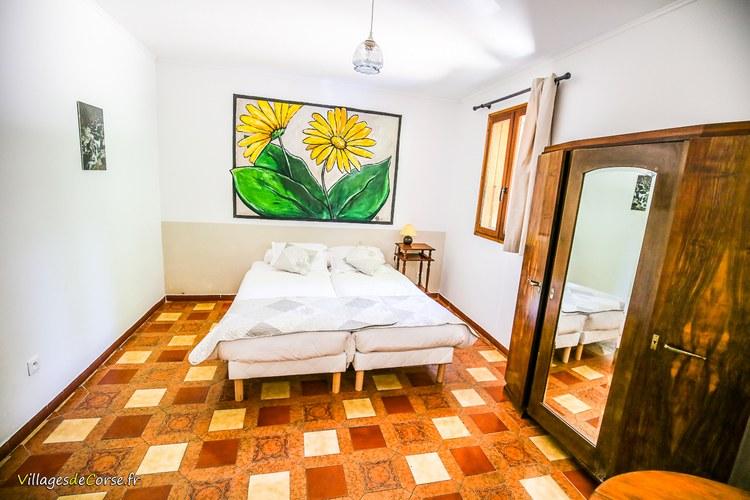 Chambre gite vizzavona Monte d Oro Hôtel à Vivario