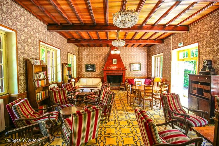 Salon xix Monte d Oro Hôtel à Vivario