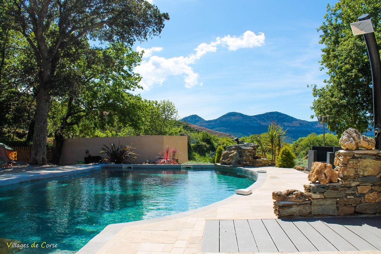 gite et chambres d39hotes casa andria barbaggio With location chambre d hote cap corse