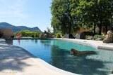 Gite corse piscine casa andria
