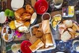 Petit dejeuner gite casa andria barbaggio