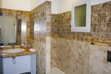 Salle de bain gite casa andria corse