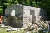 Construction caseddu en pierres seches bastelica corse