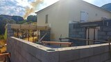 Creation extension villa