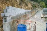 Travaux rehaussement de mur corse entreprise batiment