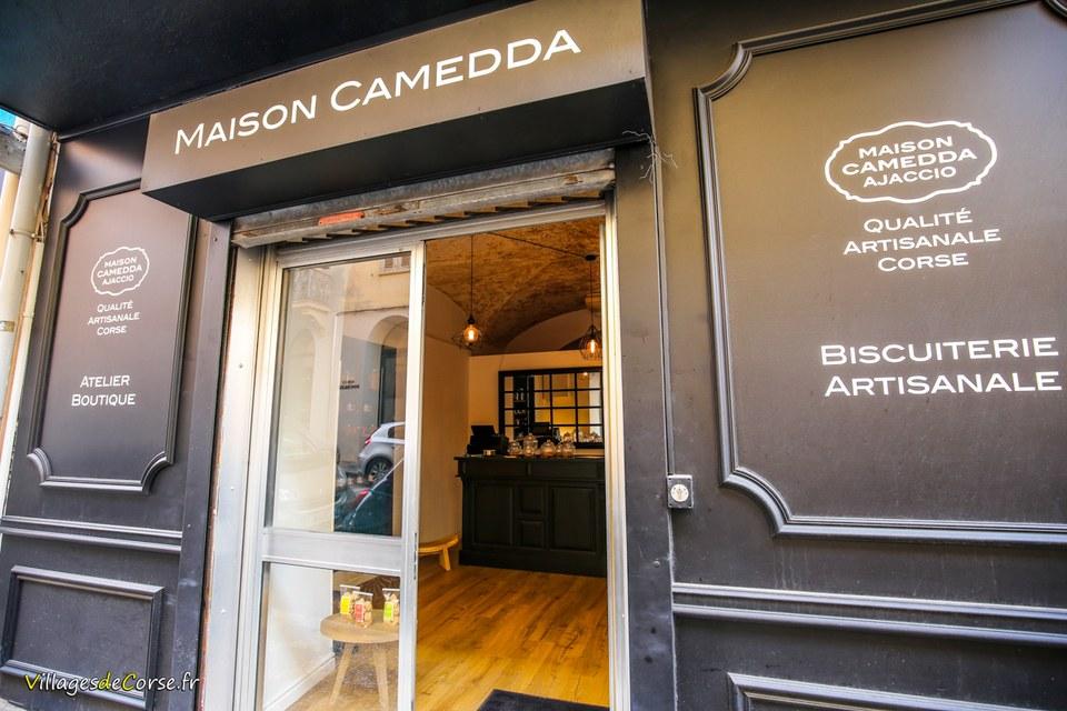 Boutique maison camedda ajaccio