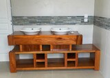 Menuiserie meuble salle de bain