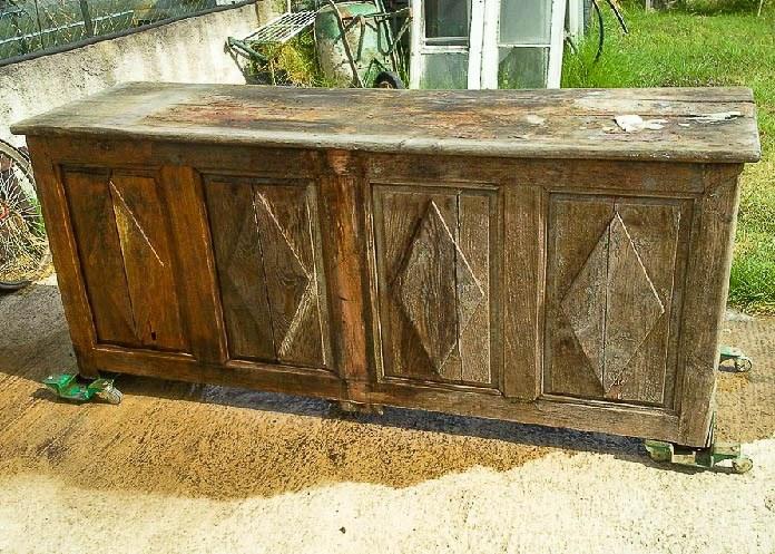 Menuisier b niste olivieri borgo meuble sur mesure 3d for Restauration meubles anciens