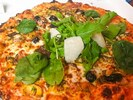 Pizza aux ceppes