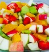 Salade de fruits table de josy