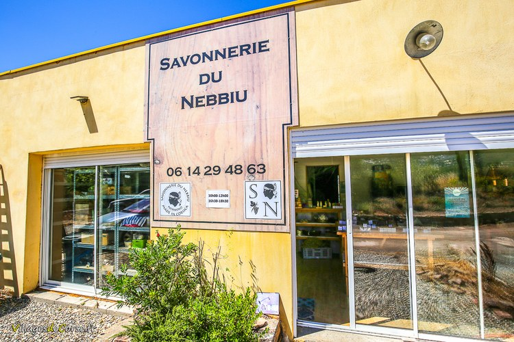 Savonnerie du Nebbiu