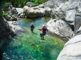 Bassin tobogan naturels richiusa