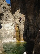 Canyoning richiusa bocognano