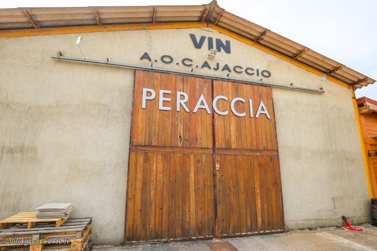 Domaine A Peraccia - Laurent Costa Ajaccio