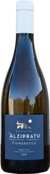 Fiumeseccu vin blanc - domaine d'Alzipratu Vitivinicole à Zilia