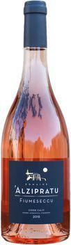 Vin Fiumeseccu rosé - Domaine d'Alzipratu - Zilia