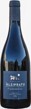 Vin fiumeseccu rouge - Domaine d'Alzipratu à Zilia