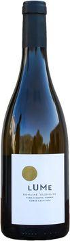 Vin Lume blanc du domaine d'Alzipratu Vitivinicole à Zilia