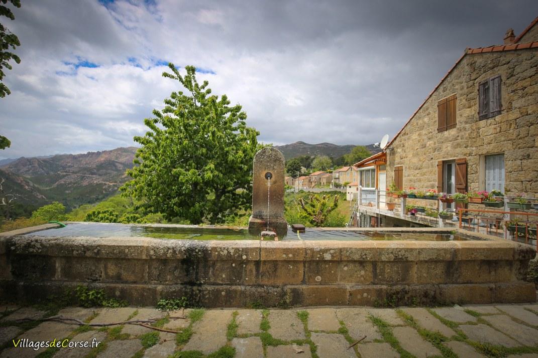 Fontaine - Aullène