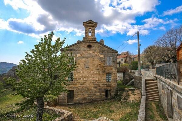 Temple protestant - Aullène