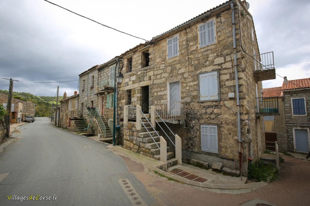 Rue - Aullène