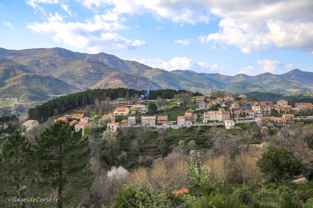 Village - Aullène