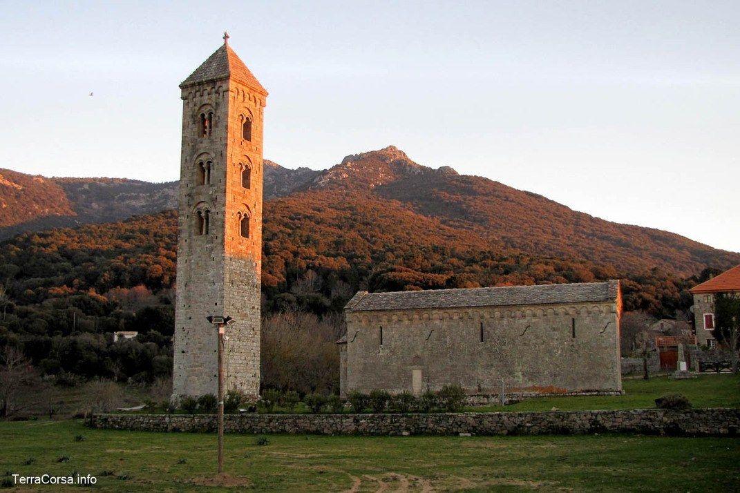 Eglise - Saint Jean-Baptiste - Carbini