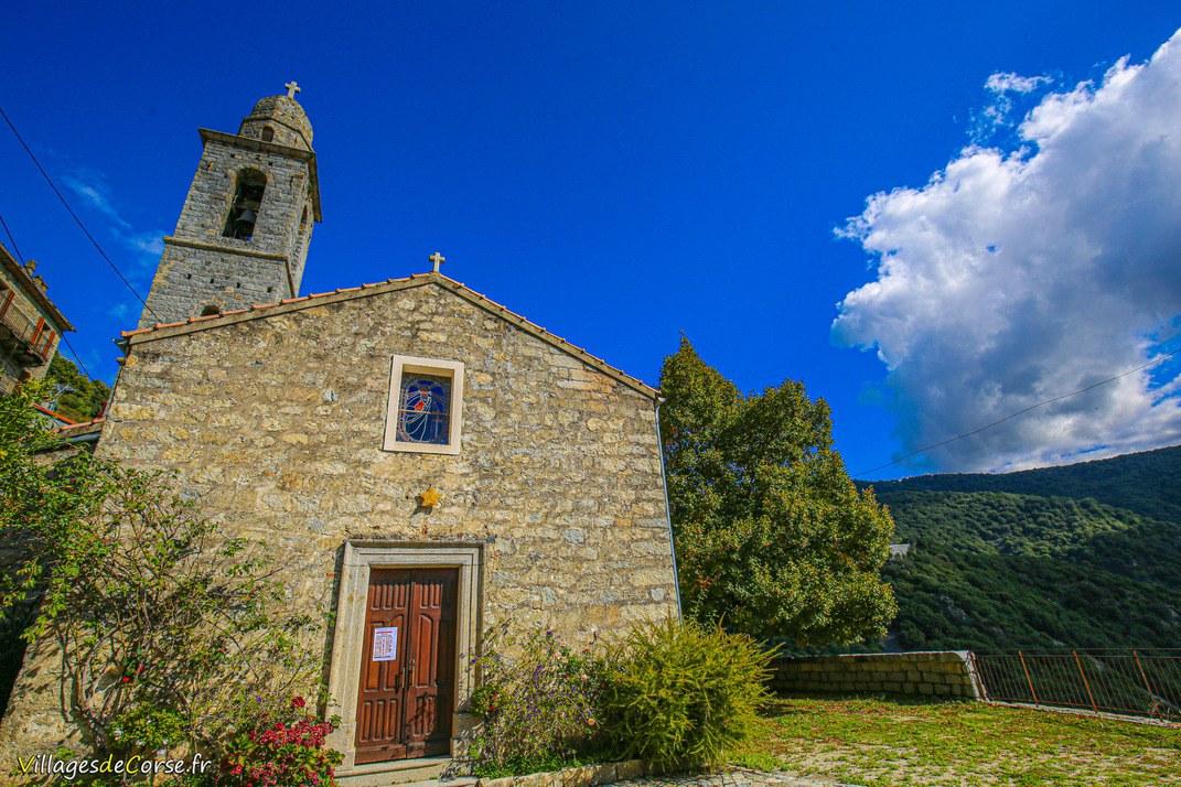 Eglise - Saint Paul - Cargiaca