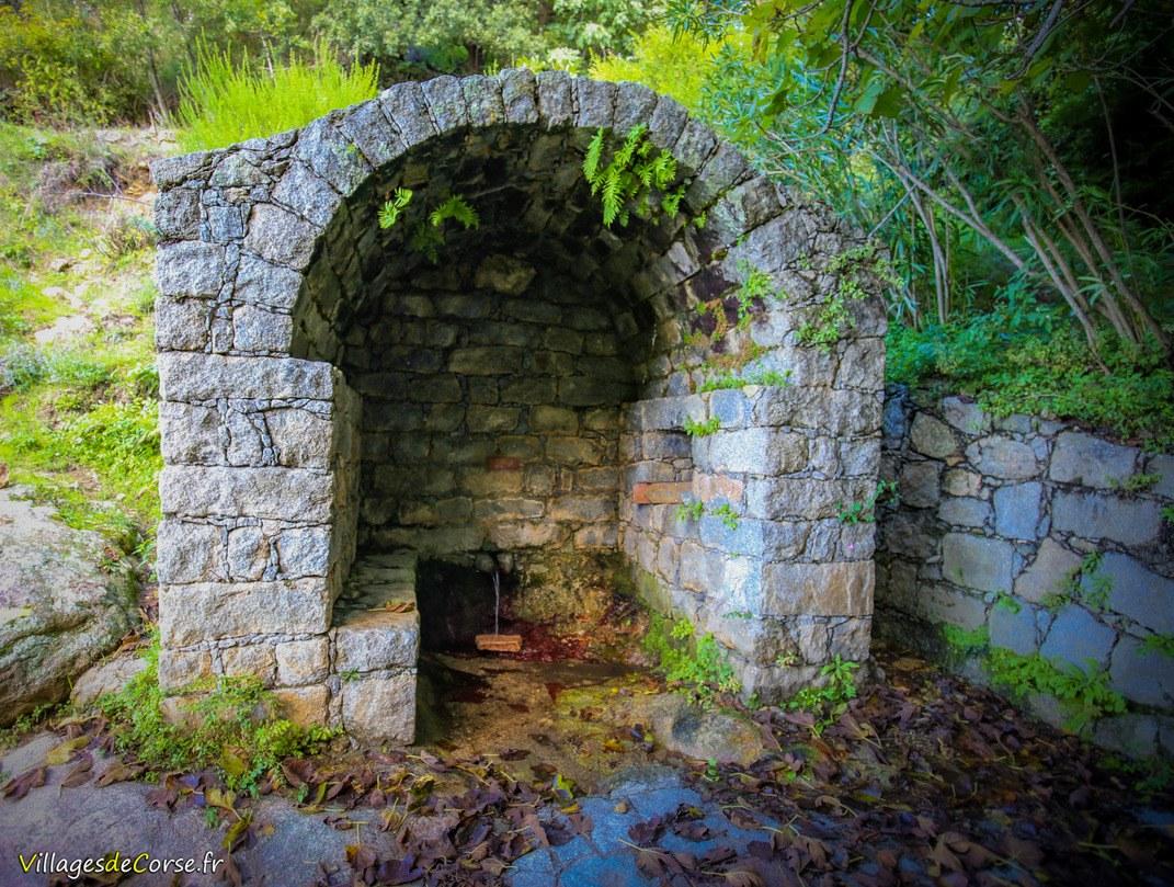 Fontaine - A Cappeda - Cargiaca